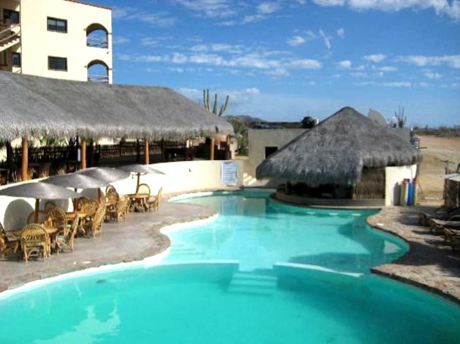 Casita Once in Villas de Cerritos - El Pescadero - Townhouse