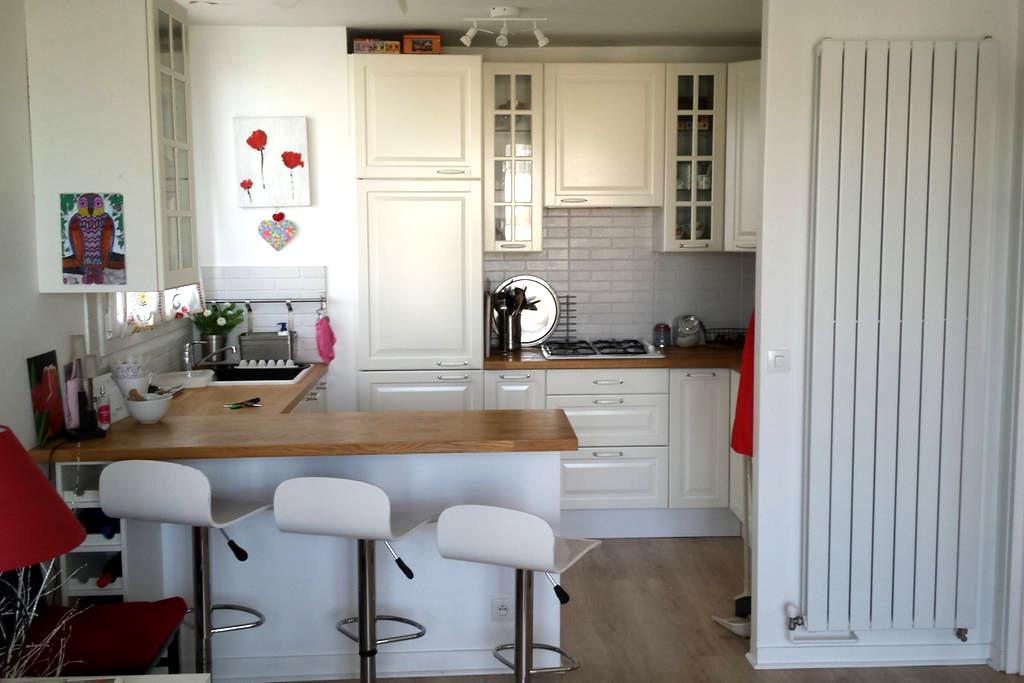 Cosy flat in Bry sur Marne - Bry-sur-Marne - Byt