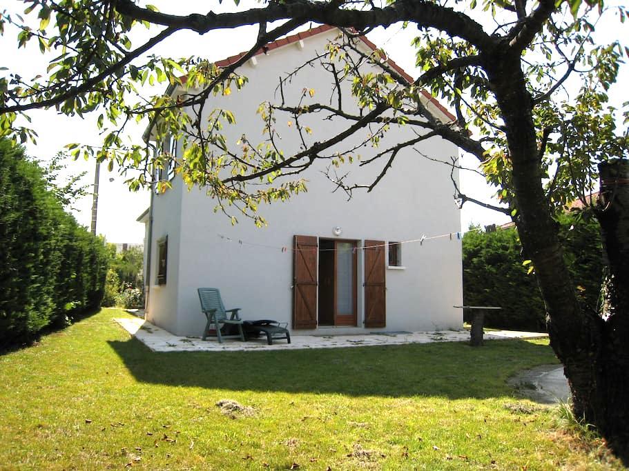 studio équipé au calme avec jardin - Aubière - Appartement