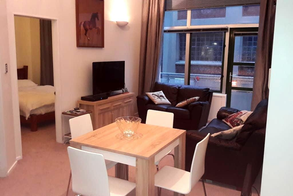 Right in the Centre of the Capital - Wellington - Appartement