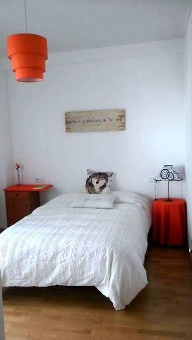 habitación privada, ruta monumental - Salamanca - Ev