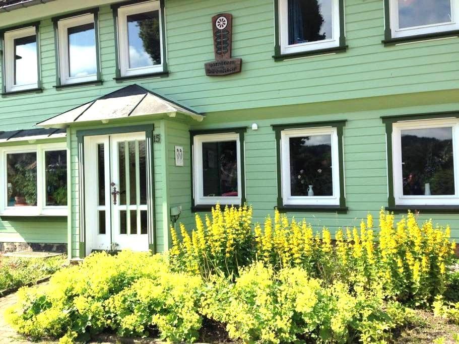 Das Alte Haus: cosy with big garden - Sankt Andreasberg