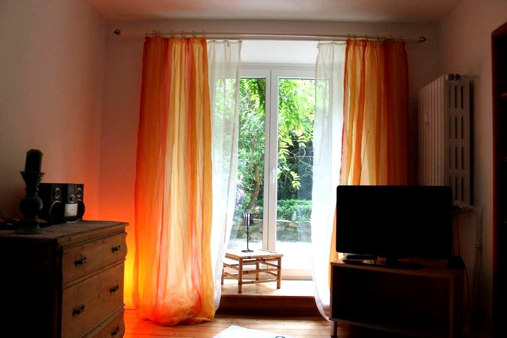 Gemütliche Wohnung in der Neustadt - Bremen - Appartement