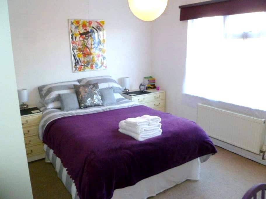 Cozy room in Falmouth flat. - Falmouth - Apartament