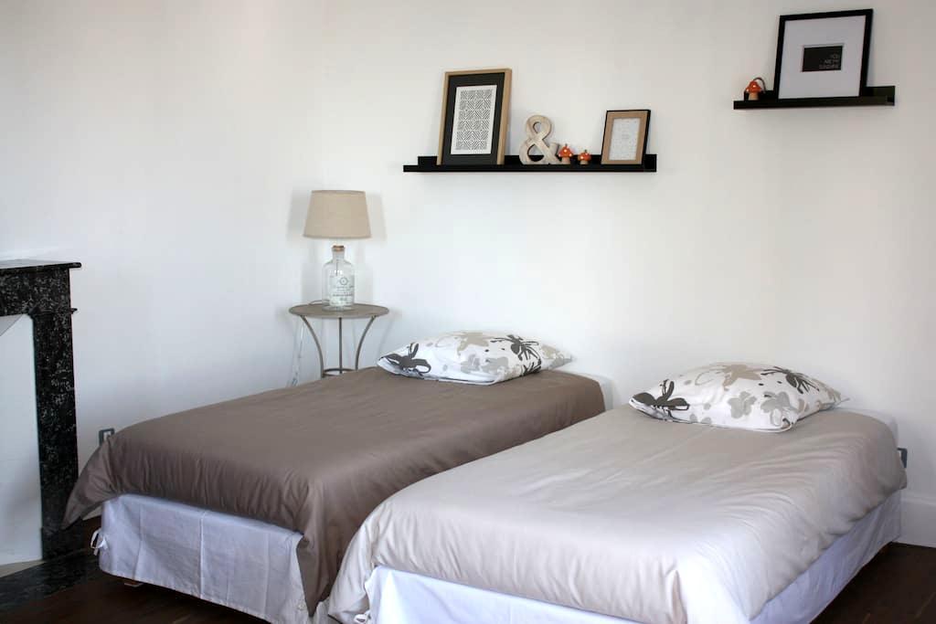 La Chiffonnière suite familiale - Lacroix-sur-Meuse - Bed & Breakfast