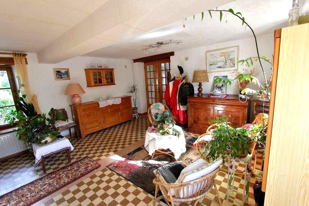 logement dans longère prche chateau - Valençay - Dom
