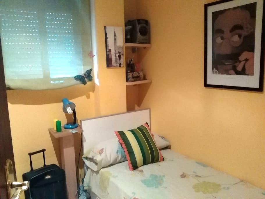 Habitación acogedora - Torrejón de Ardoz - Daire