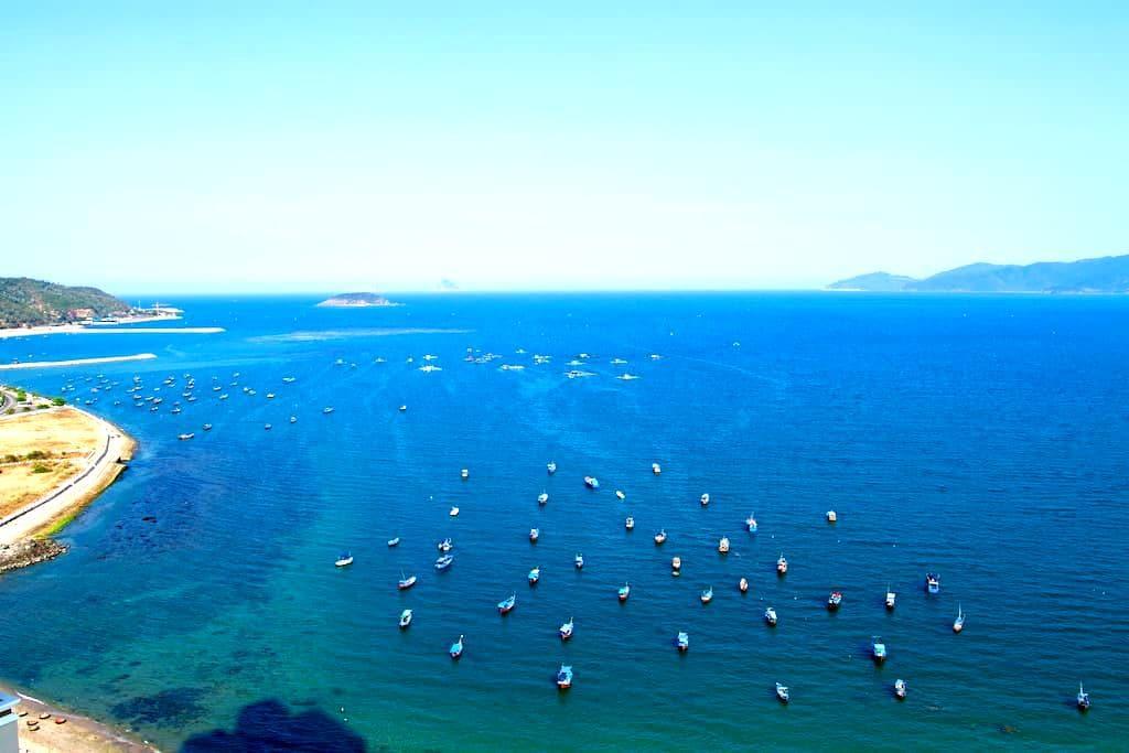 SEA VIEW APARTMENT - 2 BEDROOMS - tp. Nha Trang
