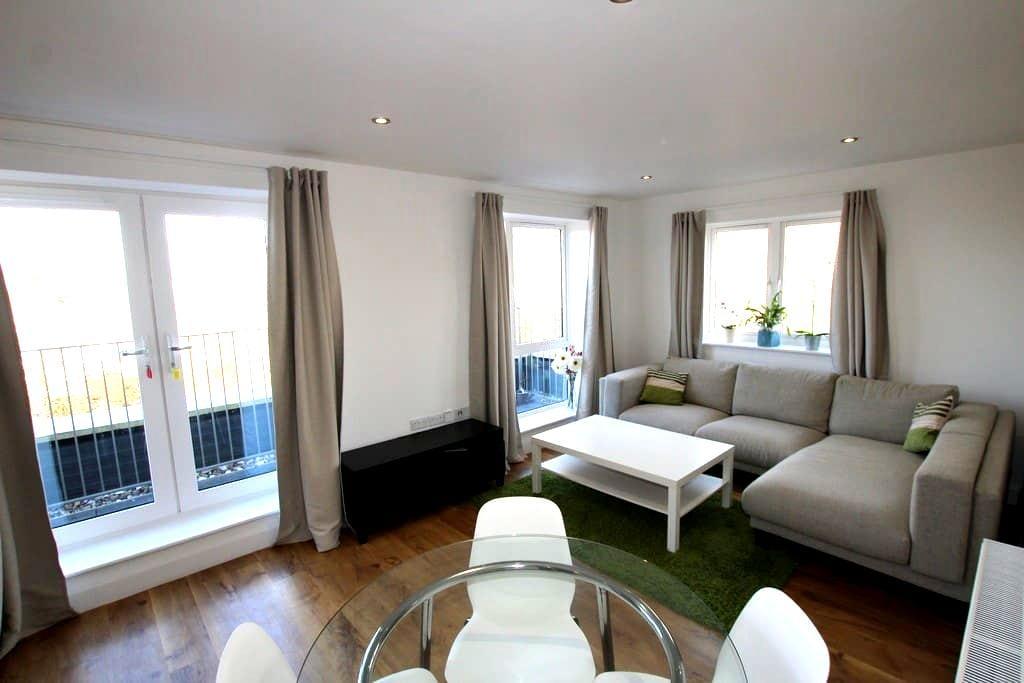 City Centre Penthouse Apartment - Nottingham - Huoneisto