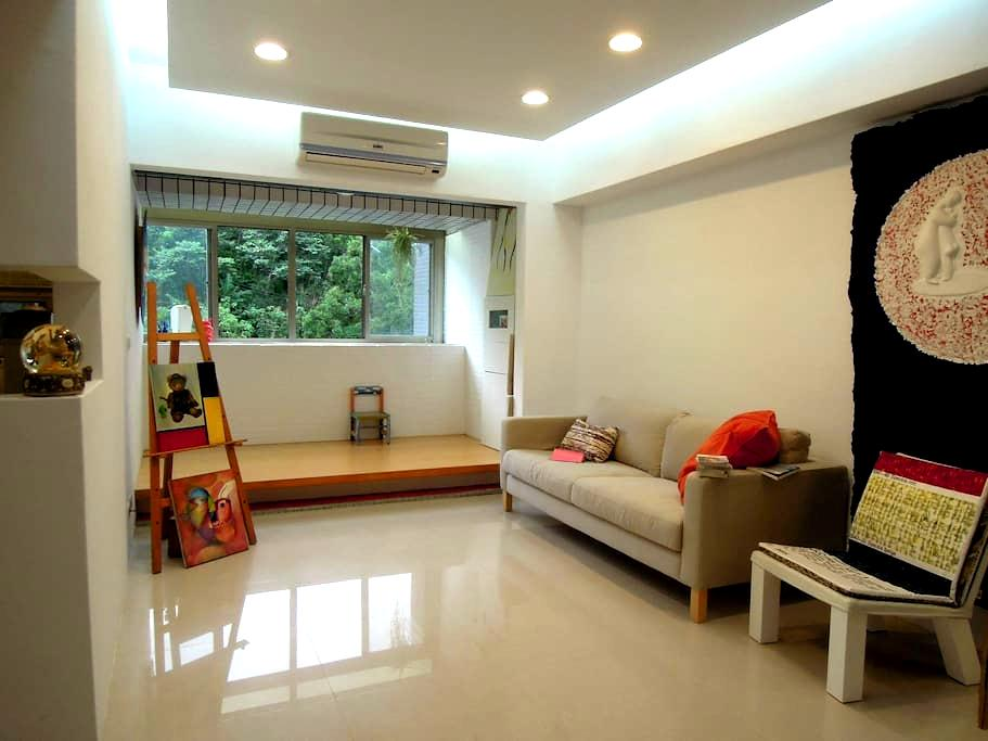Sunny friendly community apartment -  新竹市 - Appartement