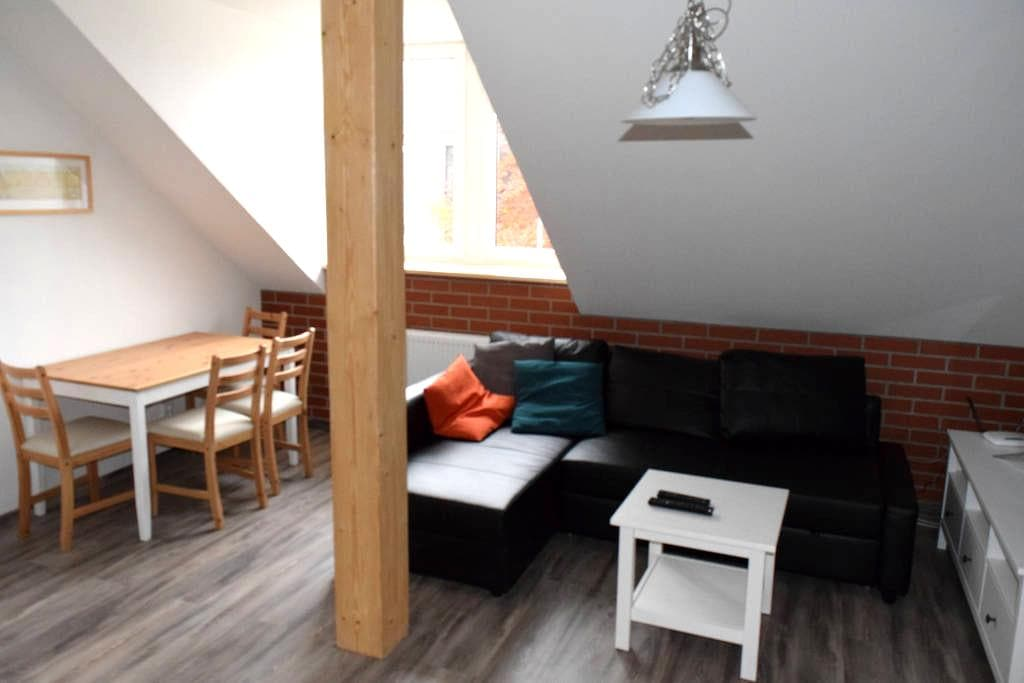 New 2 bedroom apartment with breakfast included - Jablonec nad Nisou - Apartamento
