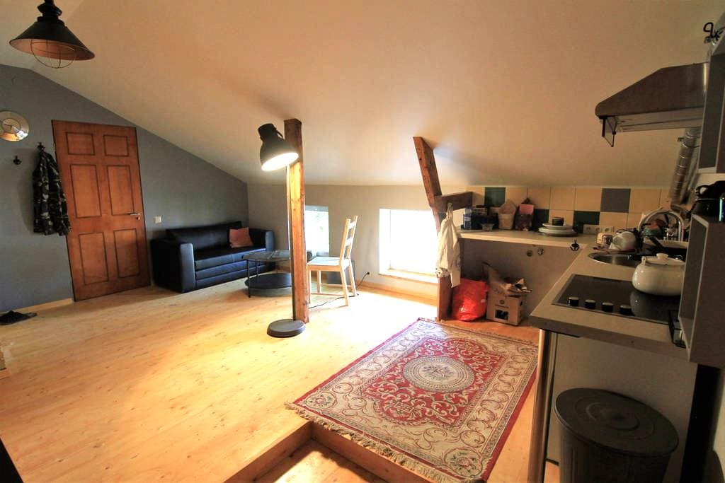 A very cozy place  - 400m from the beach. - Liepāja - Apartmen