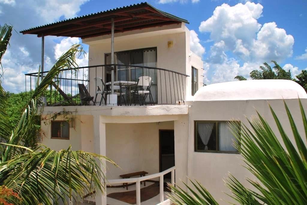Suite Africanos de 2 a 4 personas - Bacalar - Wohnung