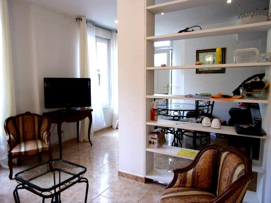 Appart économic 2 chambres terrasse - Pont-Sainte-Maxence - Byt