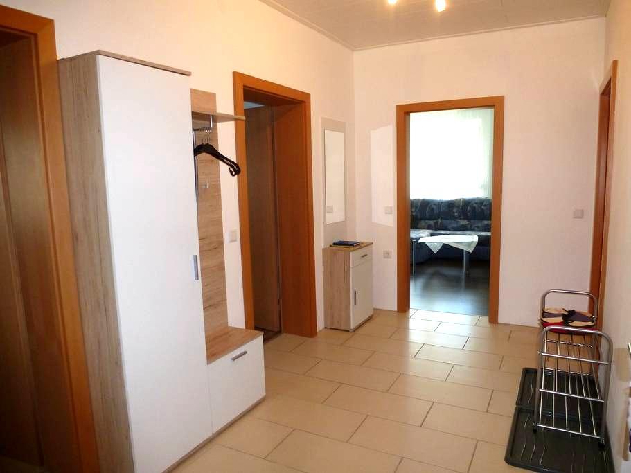 Schöne Wohnung am Land - Kurzheim - Apartment
