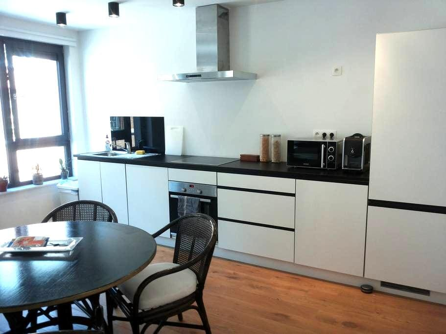 Comfy, central and practical - Bruksela - Apartament