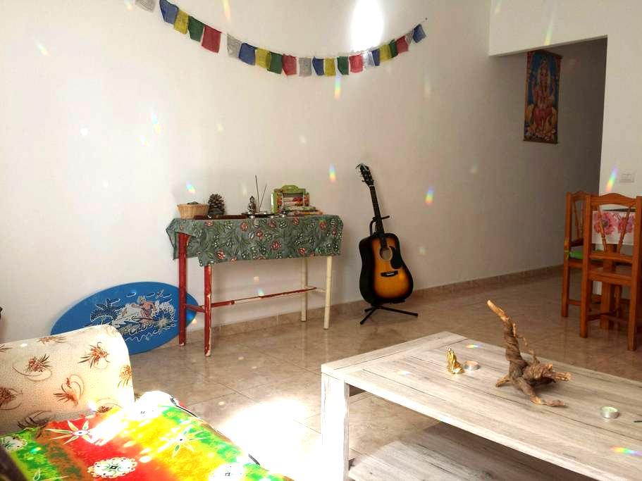Climb, Surf, Hike, Cosy Townhouse - San Isidro - Apartment