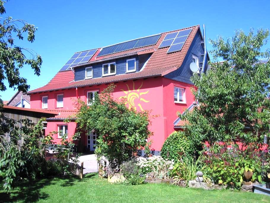 Das Sonnenhaus am Solling - Dassel - Ház