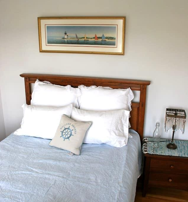 Close to Everything -Private Room with Bath - Hyannis - Apartment