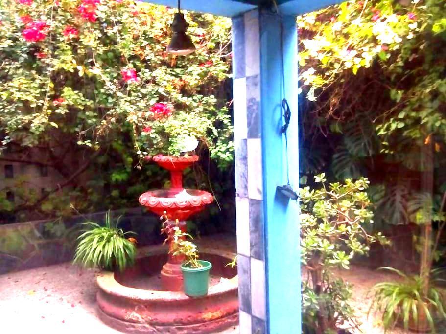 Private room in Lindavista. - 墨西哥城(Ciudad de México) - 独立屋