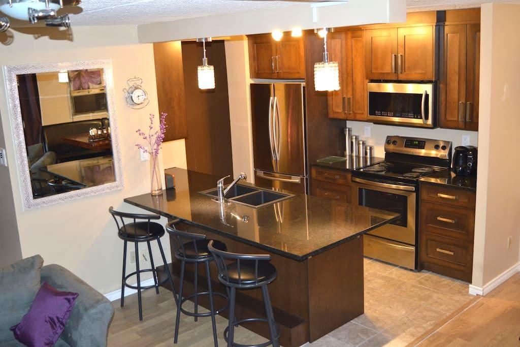Luxury Apartment South Regina - Regina - Appartement