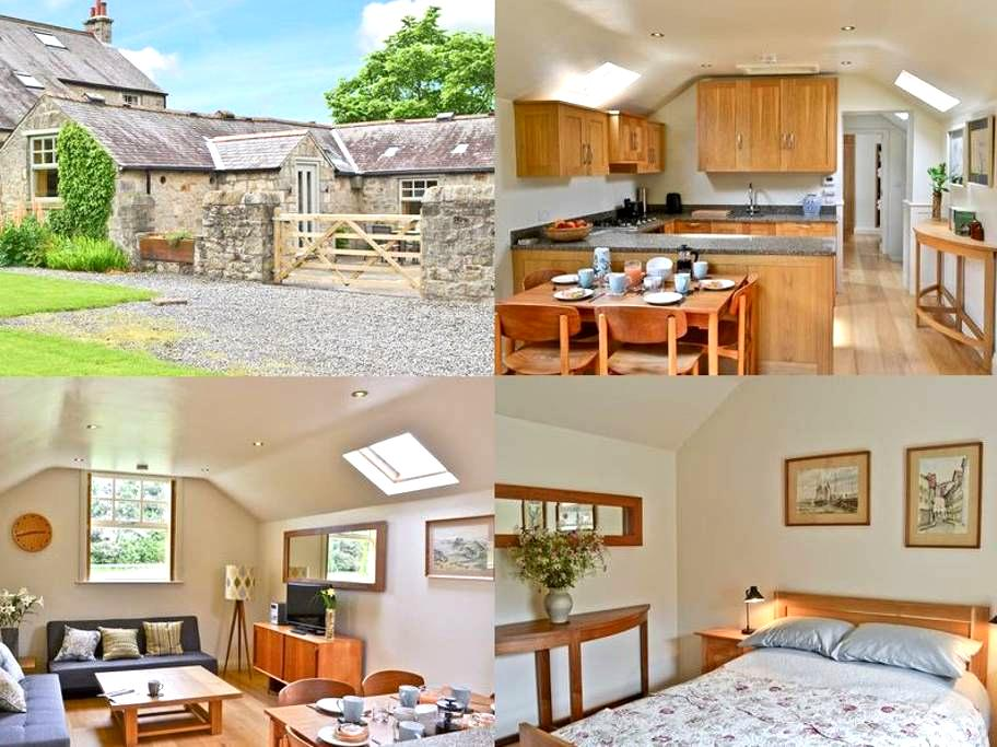 Dere Street Cottage. In beautiful Tyne Valley - Stocksfield