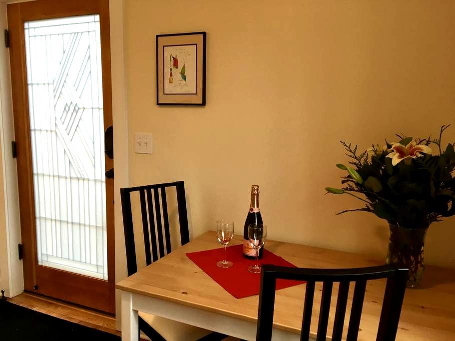 Cozy and quiet in Hawthorne Hills - Seattle - Apartemen