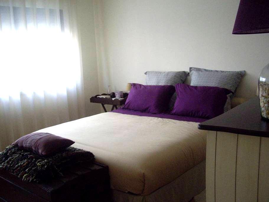 """Bedroom """"O meu quartinho"""" - Caldas da Rainha - Wohnung"""