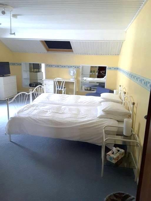Chambre d'hôtes au pied des Fagnes - Malmedy
