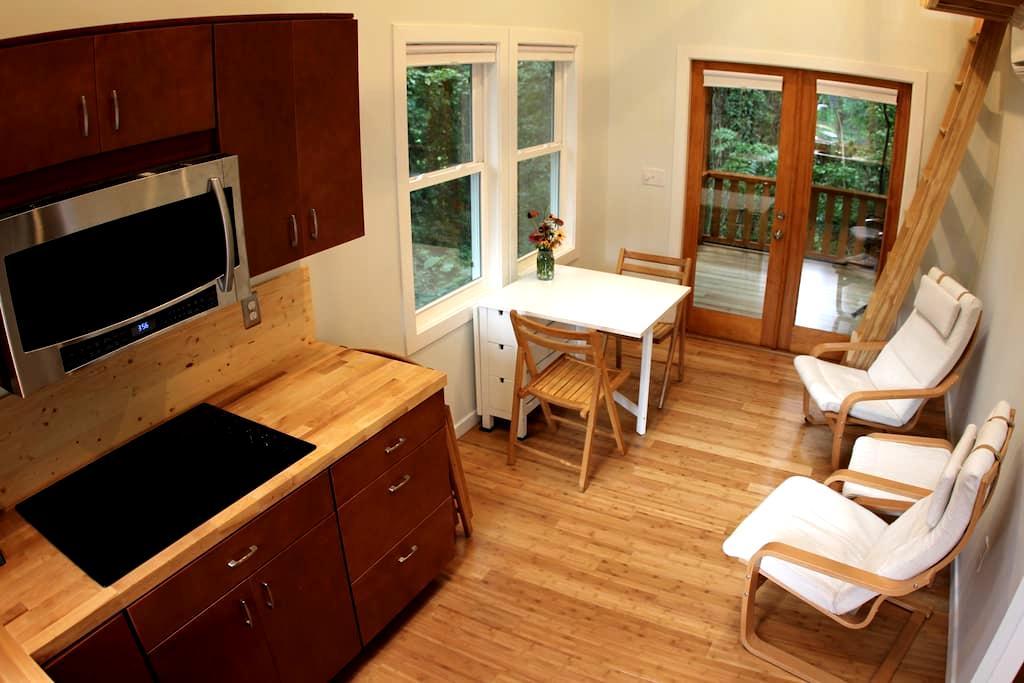 Nana's Cottage - Asheville - Guesthouse