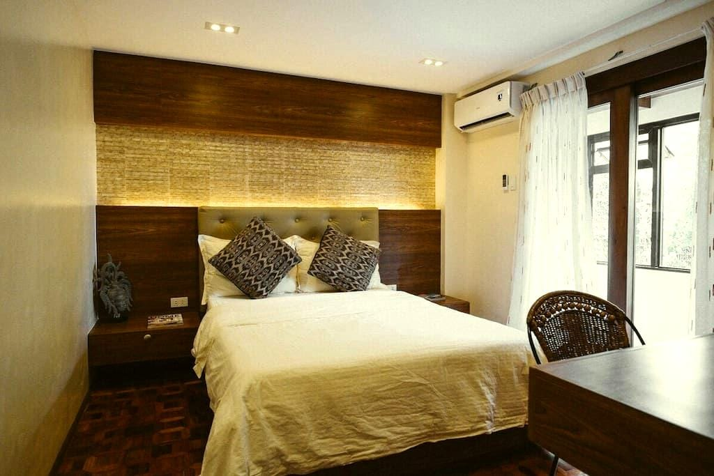 Stylish suite with relaxing ridge view - Tagaytay