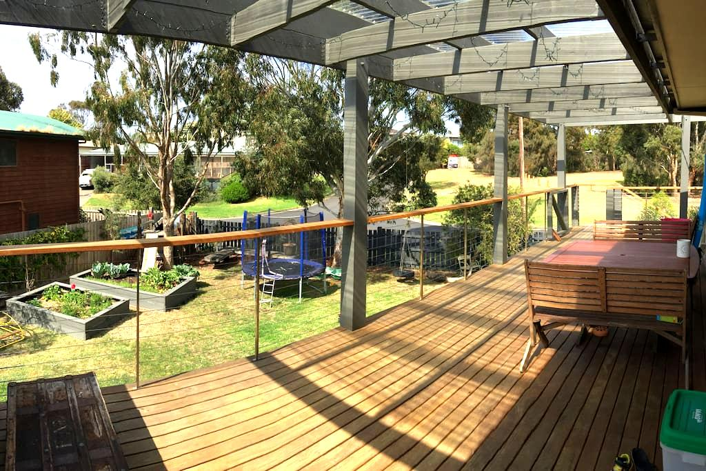 The Roost holiday home in Jan Juc - Jan Juc - House