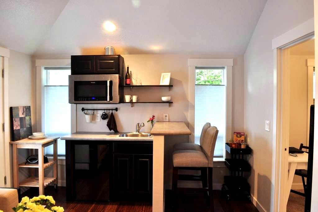 Beautifully Remodeled Private Suite - Forest Grove - Guesthouse