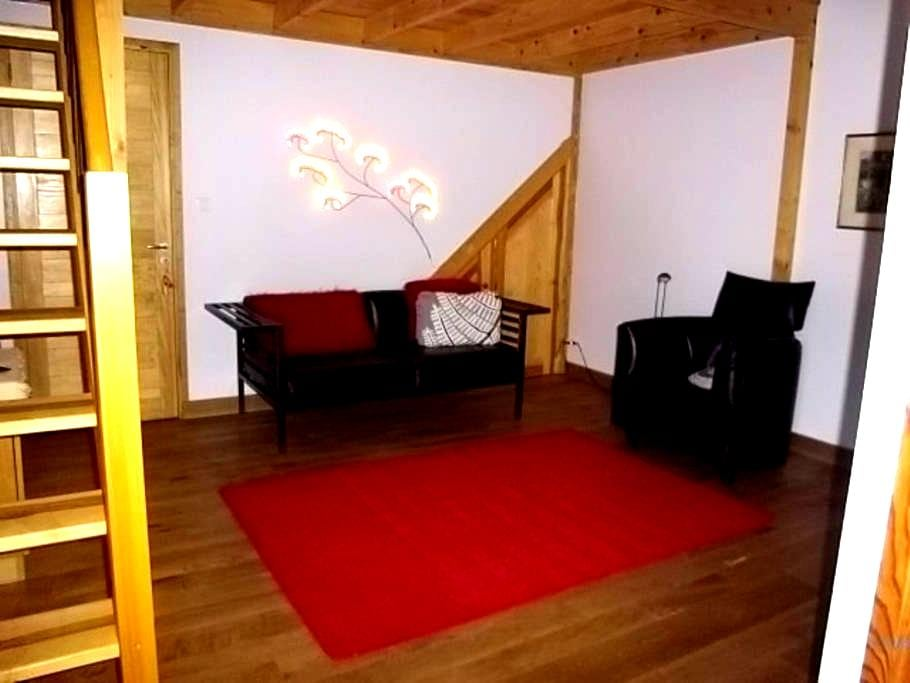 Chambre d'hôtes Nature et un studio pour 2 pers. - Saint-Georges-Lagricol
