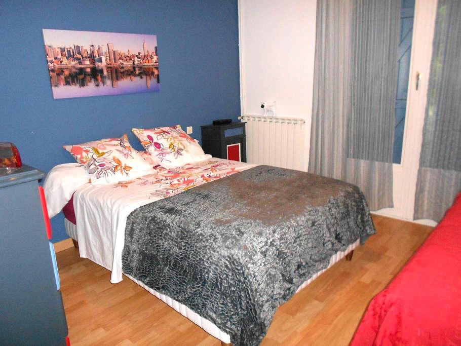 Chambre 2 personnes dans le Quercy - Monteils