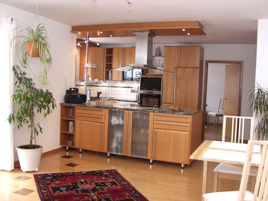 Komfortable Wohnung Voralpenland - Bad Aibling - Pis