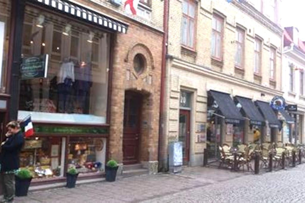 Heart of Gothenburg 2 - Göteborg - Bed & Breakfast