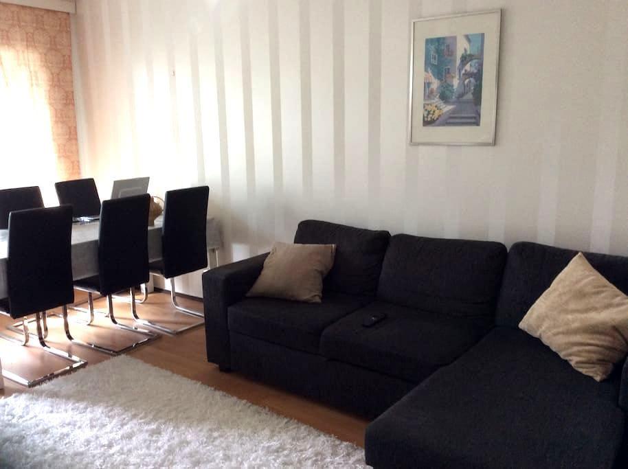 Cozy apartment in beautiful Kotka - Kotka - Apartment