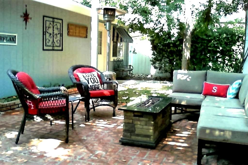 Jefferson St Cottage-Stay & Explore Northern CA - Red Bluff