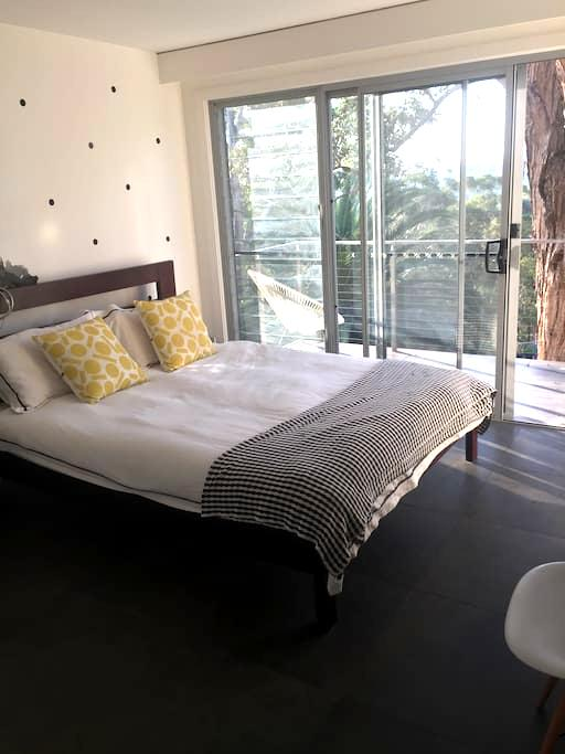 Modern ,Private and Convenient - Bed1 - Hornsby - Talo