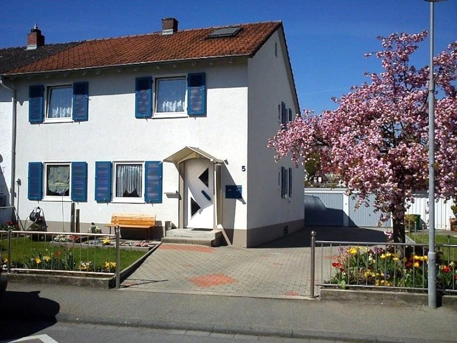 Appartement Eiche-Stadelhofer - Konstanz - Flat