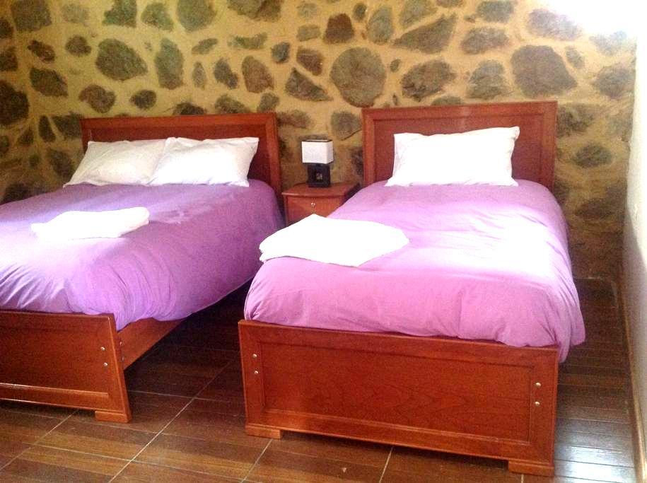 Orquídea / Casa Pueblo - Ollantaytambo - Huis