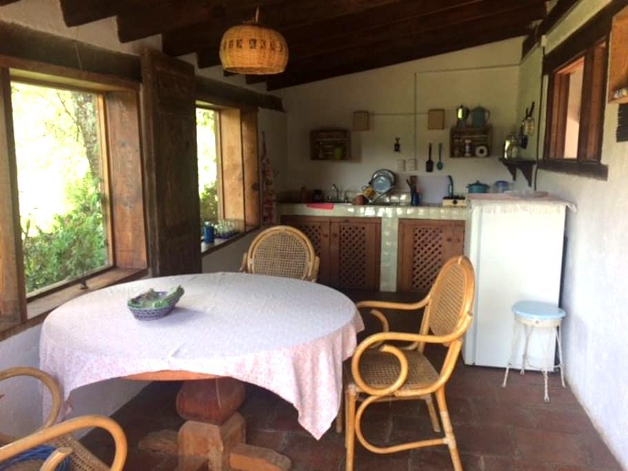 Casita de Campo - Valle de Bravo - House