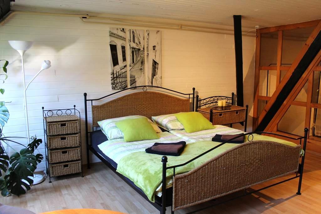 VIKSI Nomad. Cute room in the heart of Ljubljana - Liubliana - Bed & Breakfast