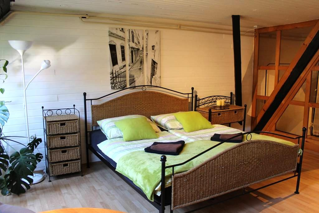 VIKSI Nomad. Cute room in the heart of Ljubljana - Liubliana - Bed & Breakfast