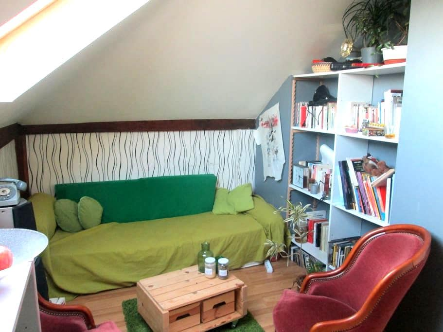 Appartement à Ancy-sur-Moselle - Ancy-sur-Moselle - Lägenhet