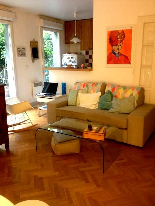 Charmant 2 pièces proche Montmartre - Parijs - Appartement