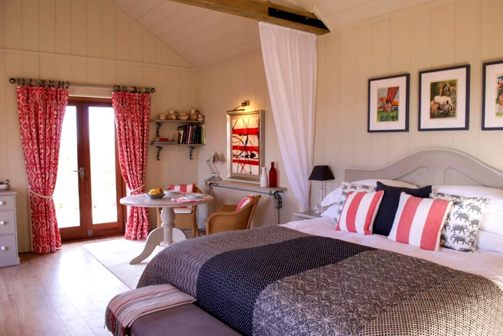 Beautiful B&B in rural East Sussex. - Rushlake Green - Bed & Breakfast
