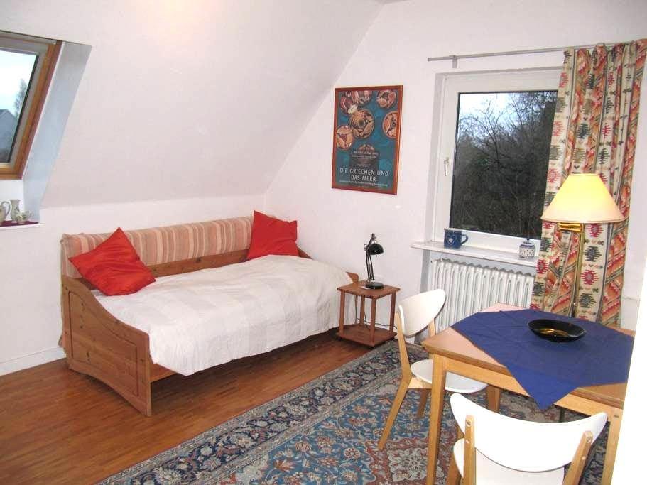 Ruhiges Zimmer & Uninähe Suchsdorf - Kiel - Casa