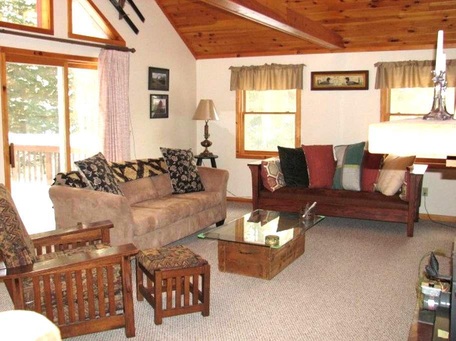 Adirondack Lake View House - Chestertown - Huis
